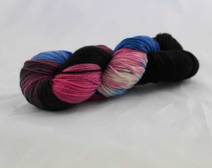 OOAK - Elements - Sport Weight - Sock Yarn - Arlene Base - 75/25 Merino Nylon - 274 Yards/100 Grams