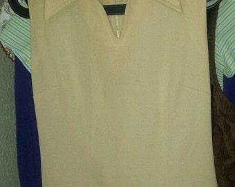 Ladies Size 14 Vintage 60,s Dress.