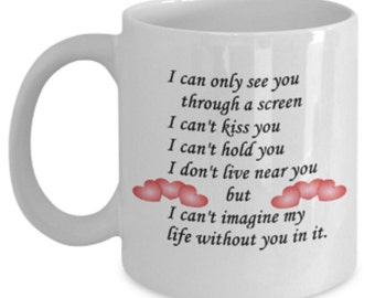 Long Distance Boyfriend Gift, Long Distance Relationship, Romantic Gifts  For Him, Romantic Gifts
