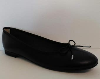Handmade Italian Leather Ballet Flat