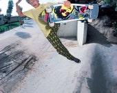 Skateboarding 5 Poster Set - Gonz Hosoi Caballero Mullen Swank Miller - 18 X 24