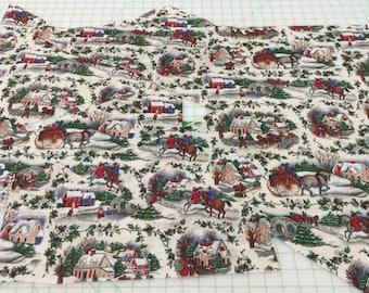 SALE - Lot of Christmas Fabric
