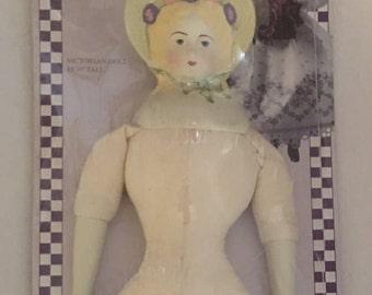 Daisy Kingdom Sarah Jane Doll