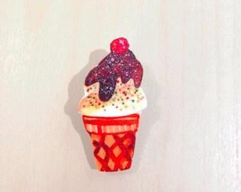Ice Cream Pin