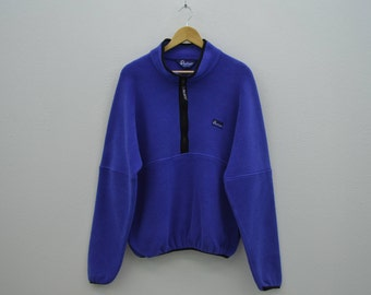Penfield Vintage Fleece Pullover POLARTEC Made in USA Mens Size L