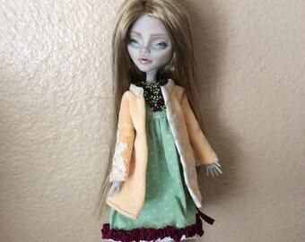 Monster Doll High Repaint.  Synneva