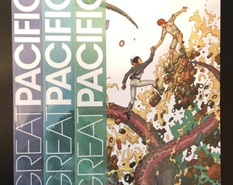 Great Pacific Complete, Vol. 1-3