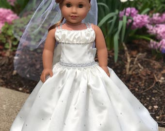 Custom Made Communion / Wedding Gown