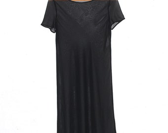 Vintage Mesh Dress