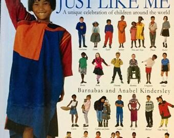 Unicef Children's Book - Children Just Like Me