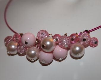 Pearl necklace pink, Pearl necklace pink, Pearl necklace pink, Pearl necklace pink, Necklaces with pearls pink, Pearl necklace pink, Pink