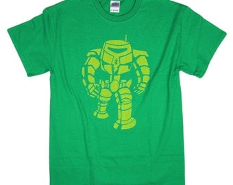S - 2XL > Big Bang Theory inspired T-Shirt Sheldon > BIG BANG ROBOT