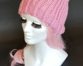 Pink Pussycat Hat, Pink Pussycat Project, Pink Pussyhat, Pink Cat Hat, Pink Cat Beanie