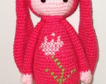 Crochet Amigurumi  Bunny/Doll