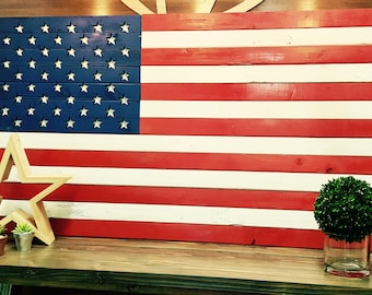 THE CLASSIC - American Flag