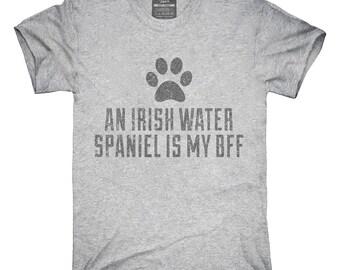 Cute Irish Water Spaniel Dog Breed T-Shirt, Hoodie, Tank Top, Gifts
