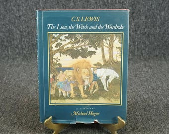 The Lion, The Witch And The Wardrobe By C. S. Lewis C. 1981