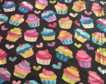 Cuppy Cake Fleece Blanket