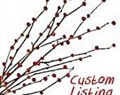 Custom Listing for Nadia
