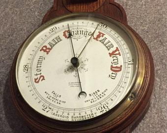 Banjo barometer