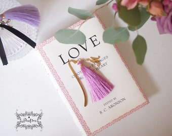 Initial Letter Gold Bookmark