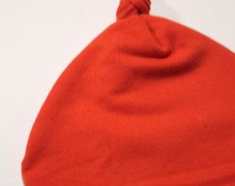 hats / bonnet to node for baby / toddler * orange UNITED *.