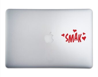 SMAK Sticker for MacBooks and Apple Devices