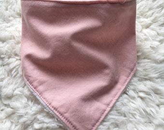 Bibdana / bandana bib / drooler bib / baby bib / drooler scarf / modern baby bib /