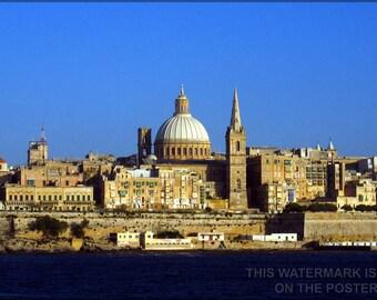 16x24 Poster; Malta Mediterranean Sea Country