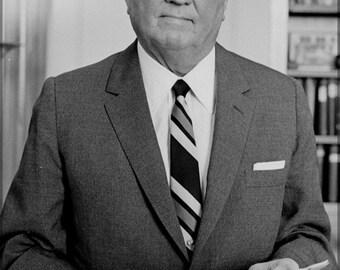 16x24 Poster; J. Edgar Hoover Fbi