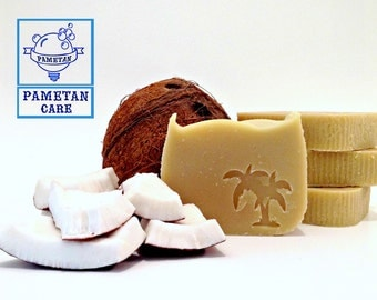 All Natural Island Cream Cold Process Soap