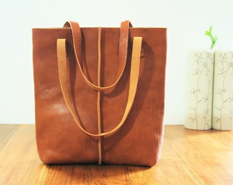 20%OFF,leather tote bag ,handmade leather bag ,tote bag ,large leather bag,brown leather bag,borsa di cuoio,