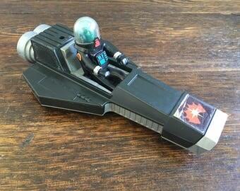 1979 Fisher Price Alpha Star 1 Adventure Series & Astronaut #357 / Vintage Toy