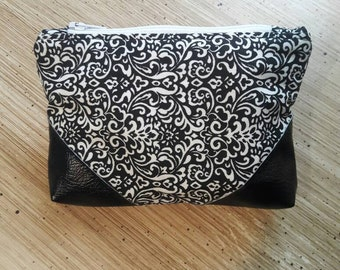 Tissue holder and coin purse