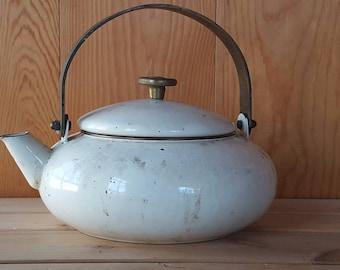 Vintage Teapot Kettle