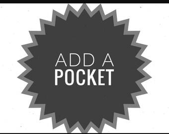 Add a Pocket