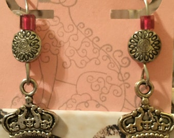Queen For A Day Earrings