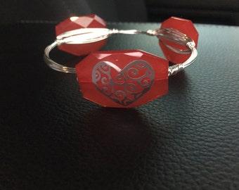 Valentine's Heart Single