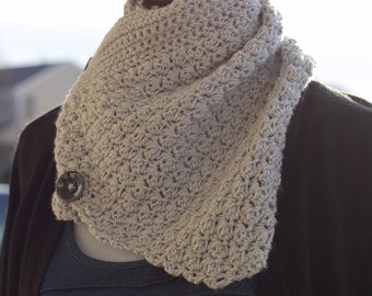 Starlight Button Cowl