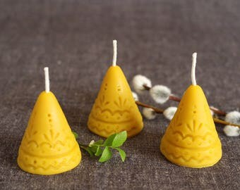 Candle set CONE