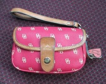 Dooney and Bourke Wristlet Wallet/Purse