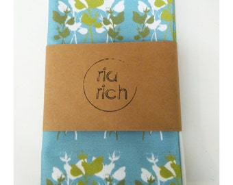 Limited Edition 100% Cotton Designer Tea Towel