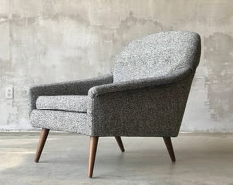 Low Profile Lounge Chair.