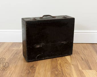 Vintage Carpentry Tool Box