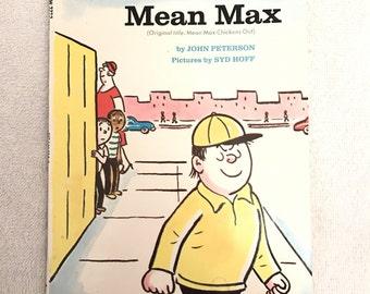 Vintage Mean Max Book