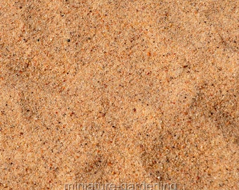 Sand for Miniature Garden, Fairy Garden
