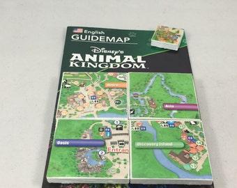 Animal Kingdom Ceramic Tile Magnet Set - Walt Disney World