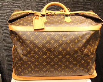 Large Louis Vuitton Travel Bag 50