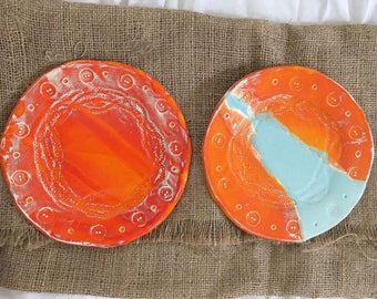 Handmade Side Plates