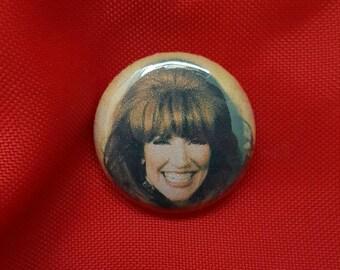 """Peggy Bundy 1"""" Pin"""